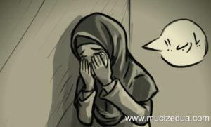 Birinin Zulmünden Korkanın Yapacağı Dua